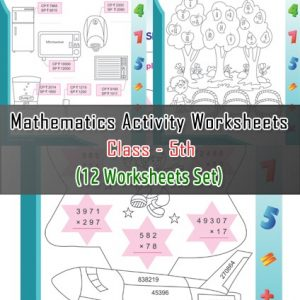 Download Maths Activity Worksheets