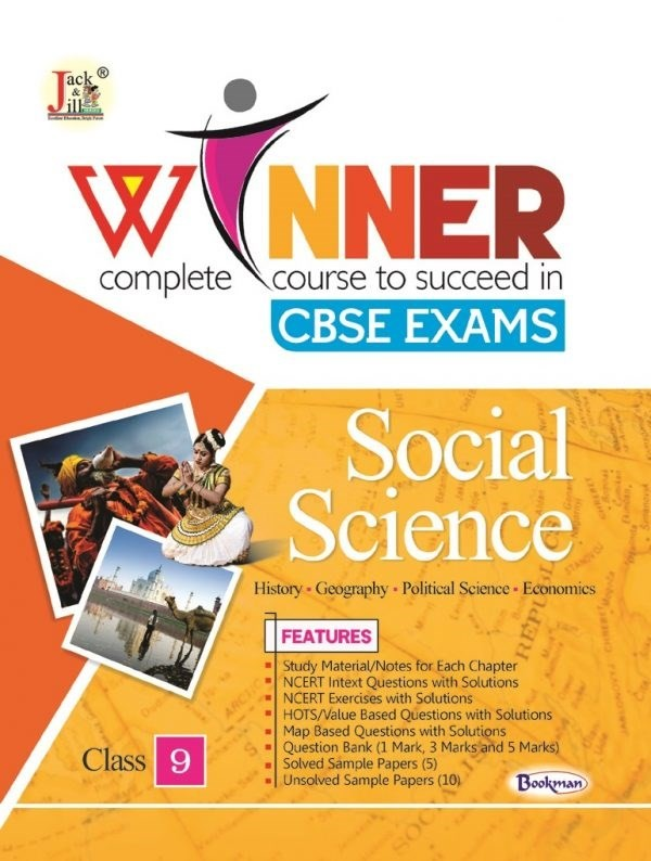 CBSE Board Social Science 9th Class Question Bank